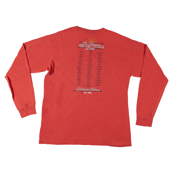 2017 Salmon Welcome Home Compass T-Shirt