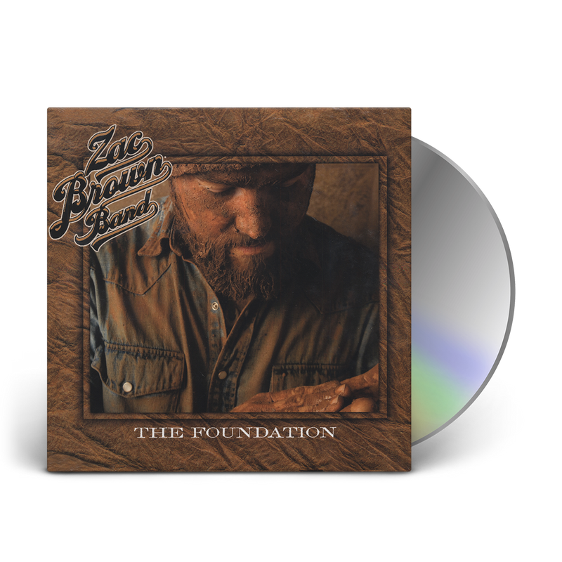 "Zac Brown Band ""The Foundation"" CD"