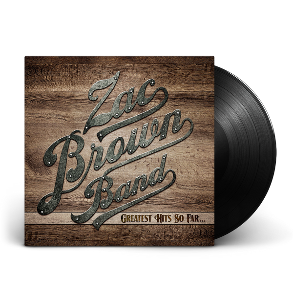 Zac Brown Band Vinyl