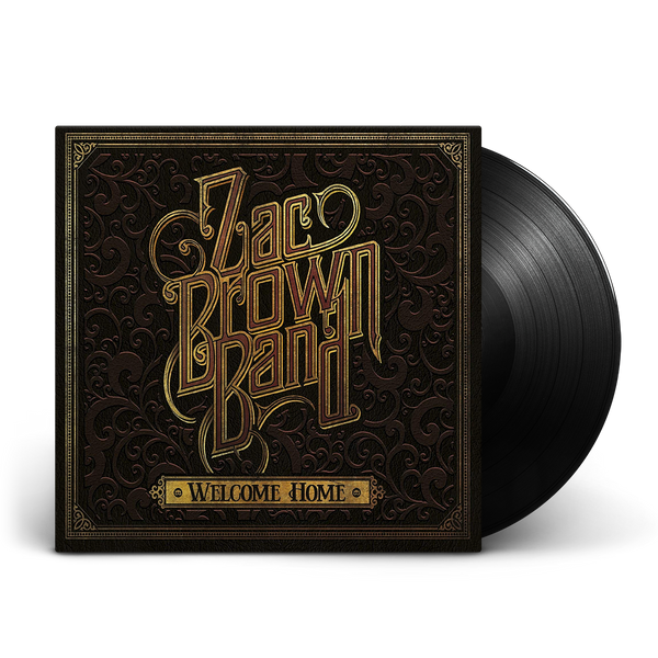 Jekyll Hyde Vinyl Lp Zac Brown Band