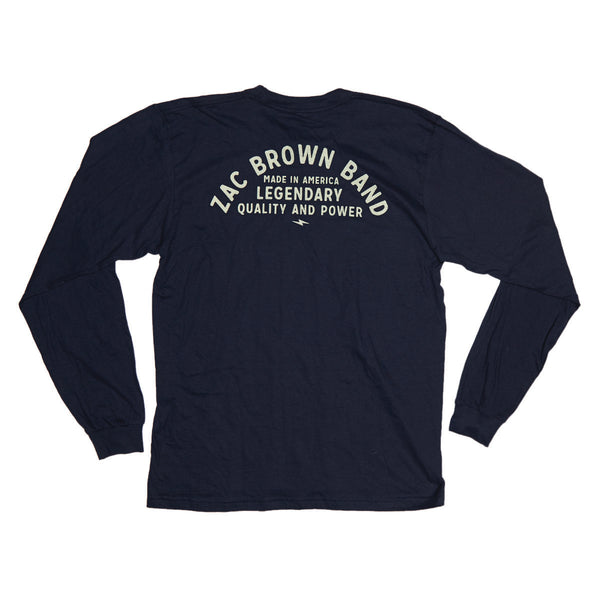 Legendary Zac Brown Band Long Sleeve