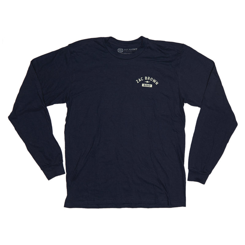 Legendary Zac Brown Band Long Sleeve by Zac Brown Band