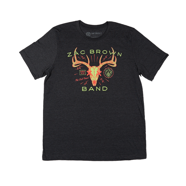 The Owl Tour 2019 Antler Tee