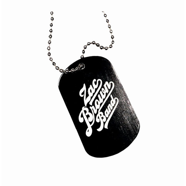 Logo Dog Tag