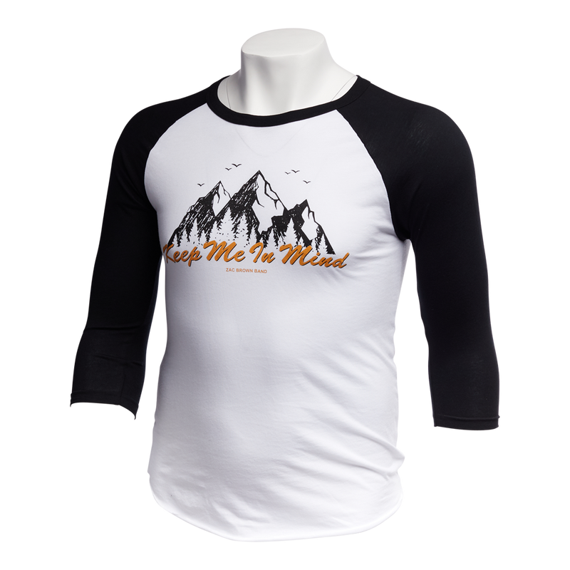 "ZBB ""Keep Me In Mind"" Raglan"