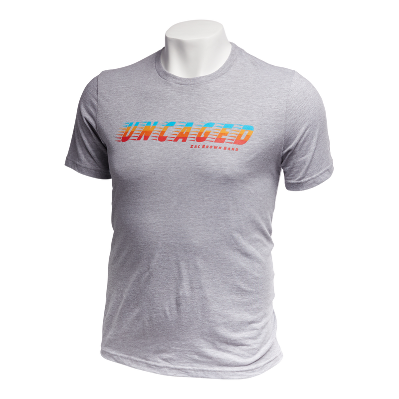 "ZBB ""Uncaged"" Tee by Zac Brown Band"