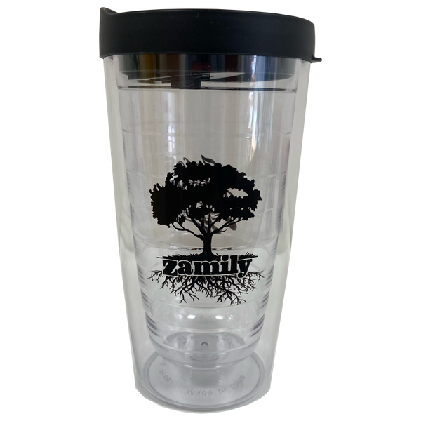 Zamily Tree Tumbler