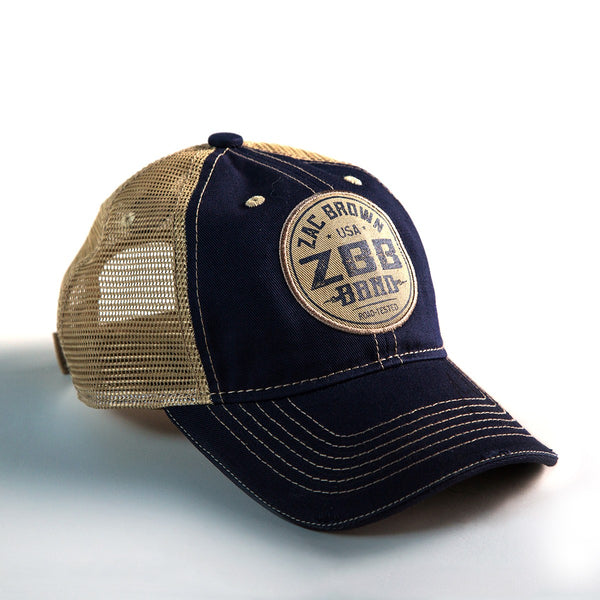 ZBB Road Tested Trucker Hat by Zac Brown Band