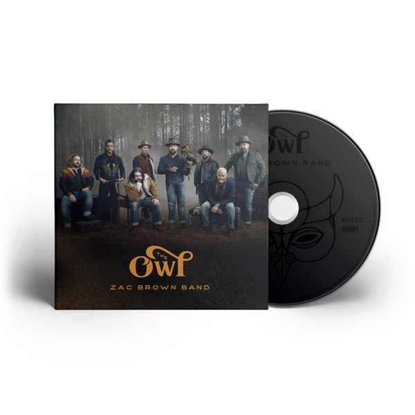 The Owl - CD
