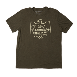 "2019 ""Freedom Forever Fly"" Tour Tee"