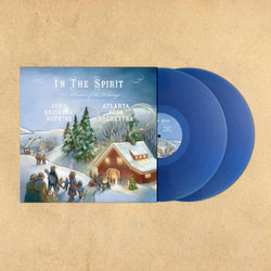 In The Spirit: A Celebration of the Holidays - Vinyl LP Deluxe Edition by Zac Brown Band