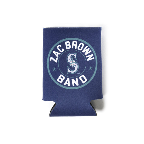 ZBB Seattle Mariners Koozie by Zac Brown Band