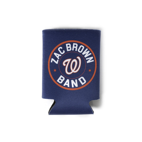 ZBB Washington Nationals Koozie by Zac Brown Band