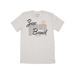 "Zac Brown Band ""We Are Zamily"" Sand Colored Tee"