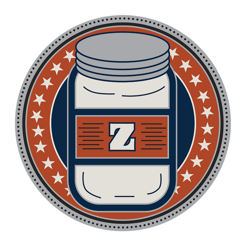 """Mason Jar"" Challenge Coin by Zac Brown Band"