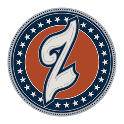 """Z"" Challenge Coin by Zac Brown Band"