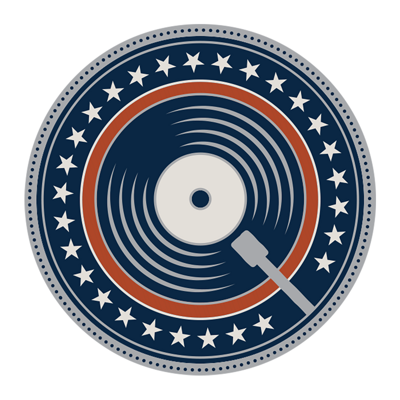 """Record"" Challenge Coin by Zac Brown Band"