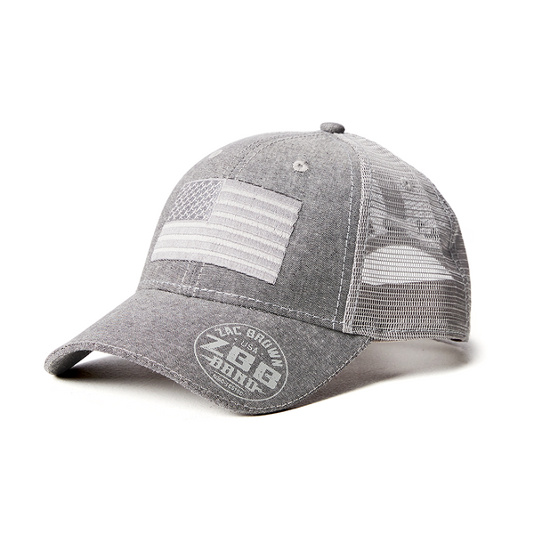 Flag Patch Hat