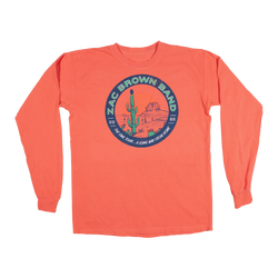 2020 The Owl Tour Long Sleeve T-Shirt - Desert