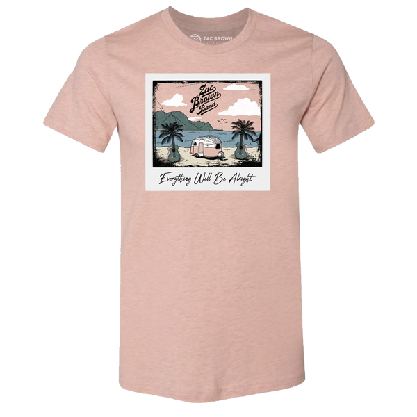 """Everything WIll Be Alright"" - ZBB Summer 2020 T-Shirt"