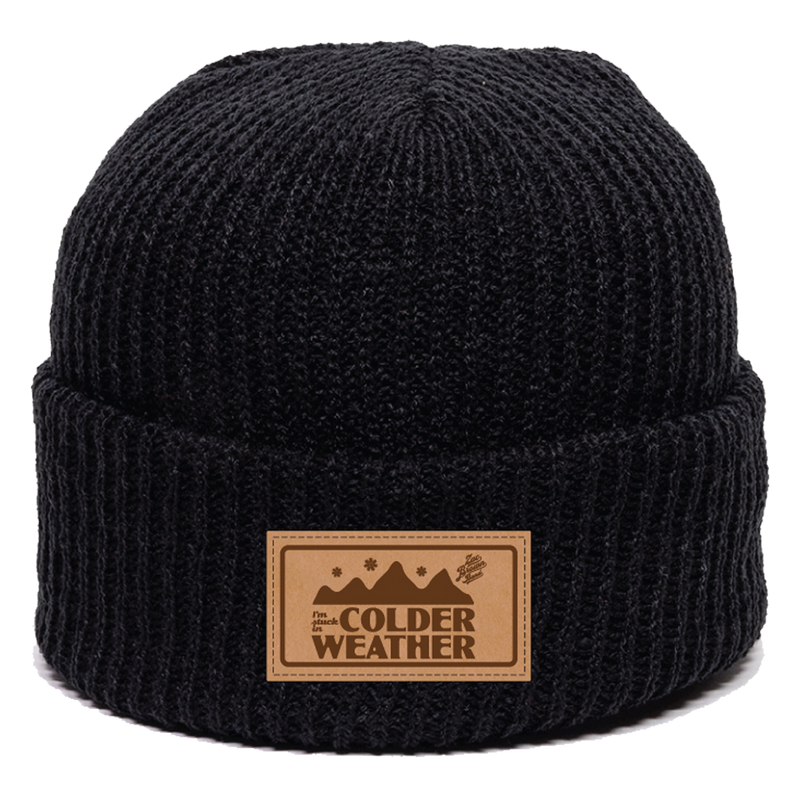 Colder Weather Beanie