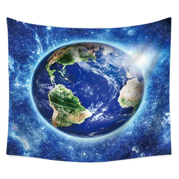 Shining Earth Tapestry