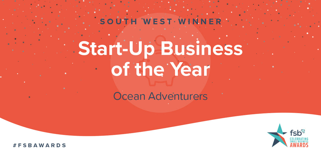 FSB South West Start up Business of the Year winner poster