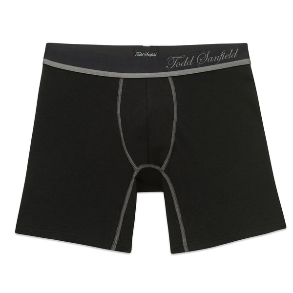 Signature Boxer Brief - Black