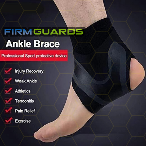 Ankle Support Brace Guard