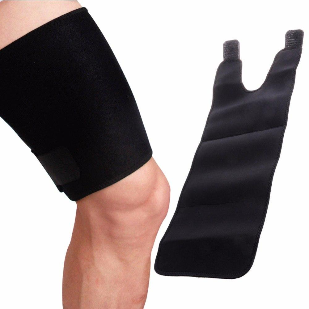 Adjustable Thigh Brace Sleeve - FirmGuards