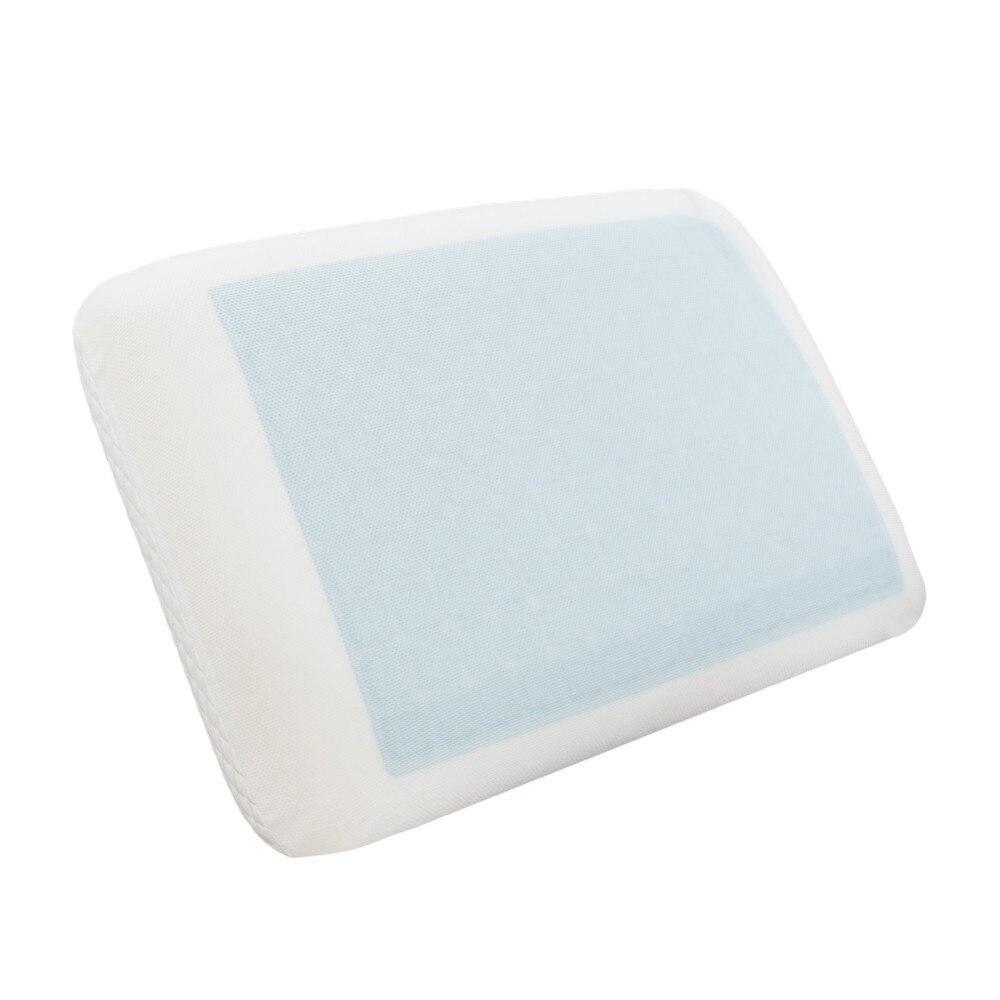 Memory Foam Pillow with Cool Gel - FirmGuards