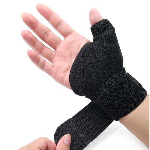 Neoprene Thumb & Wrist Support Brace - FirmGuards