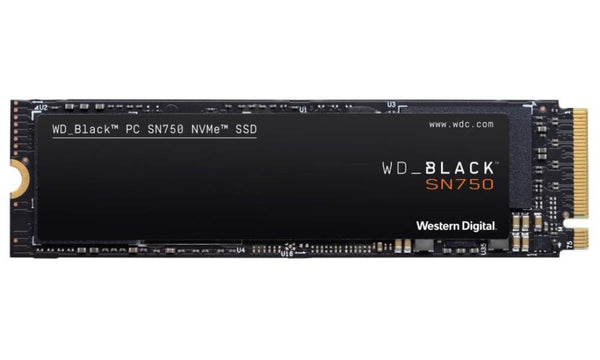 SSD|WESTERN DIGITAL|Black SN750|250GB|M.2|PCIE|Write speed 1600 MBytes/sec|Read speed 3100 MBytes/sec|MTBF 1750000 hours|WDS250G3X0C