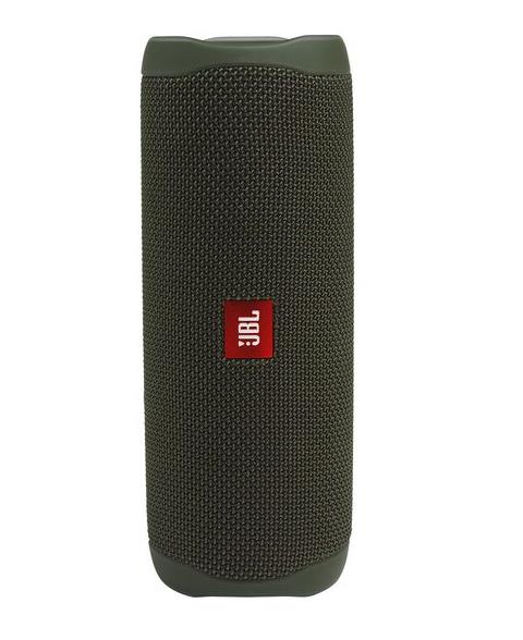 Portable Speaker|JBL|Flip 5|Portable/Waterproof/Wireless|Bluetooth|Green|JBLFLIP5GREN