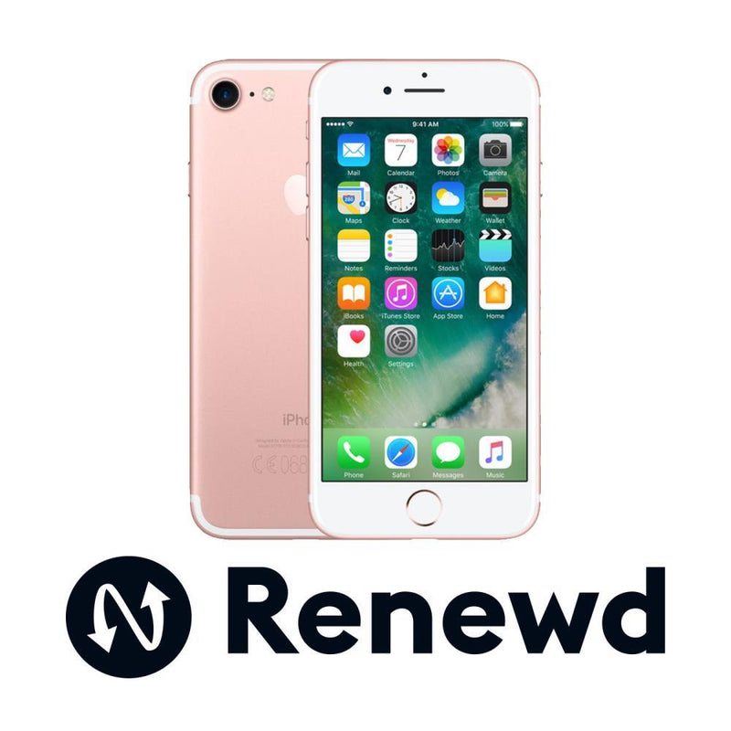 MOBILE PHONE IPHONE 7 128GB/ROSE RND-P704128 APPLE RENEWD