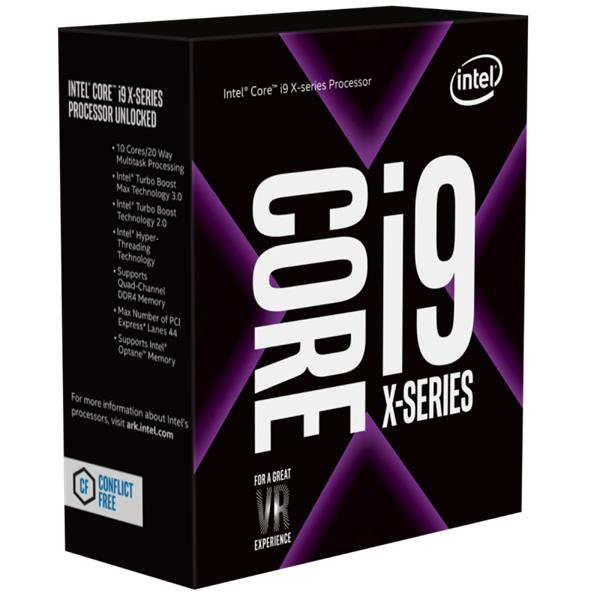CPU|INTEL|Core i9|i9-9960X|Skylake|3100 MHz|Cores 16|22MB|Socket LGA2066|165 Watts|BOX|BX80673I99960XSREZ4