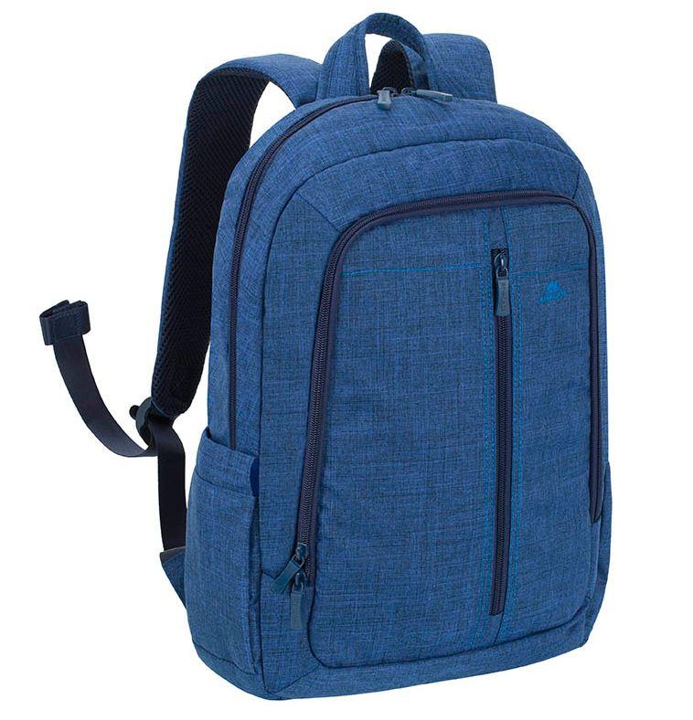 "NB BACKPACK CANVAS 15.6""/7560 BLUE RIVACASE"