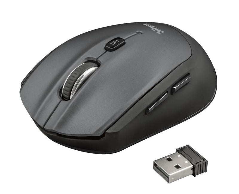 MOUSE USB OPTICAL WRL/NONA COMPACT 23177 TRUST