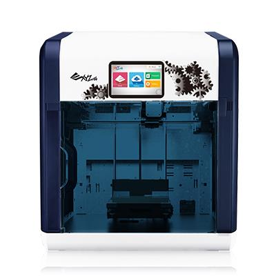 3D Printer|XYZPRINTING|Technology Fused Filament Fabrication|da Vinci 1.1 Plus|size 468 x 558 x 510mm|3F11XXEU00A