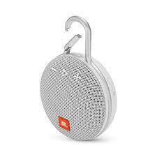 Portable Speaker|JBL|CLIP 3|Portable/Waterproof/Wireless|1xAudio-In|1xMicro-USB|Bluetooth|White|JBLCLIP3WHT