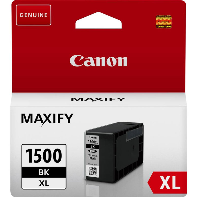 INK CARTRIDGE BLACK PGI-1500XL/9182B001 CANON
