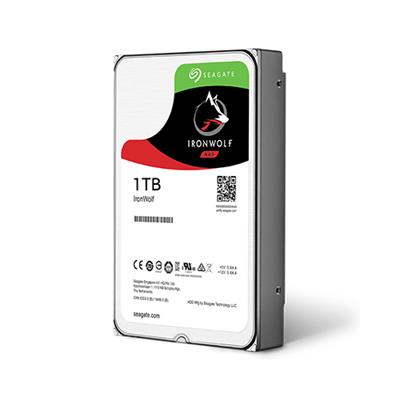 HDD|SEAGATE|IronWolf|1TB|SATA 3.0|64 MB|5900 rpm|3,5"