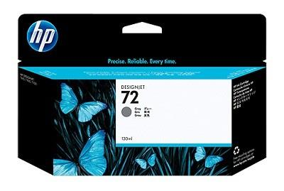 INK CARTRIDGE GREY NO.72/130ML C9374A HP