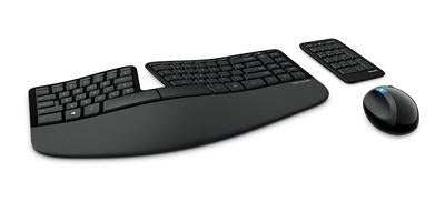 KEYBOARD +MOUSE WRL ENG/SKULPT DESKTOP L5V-00021 MS