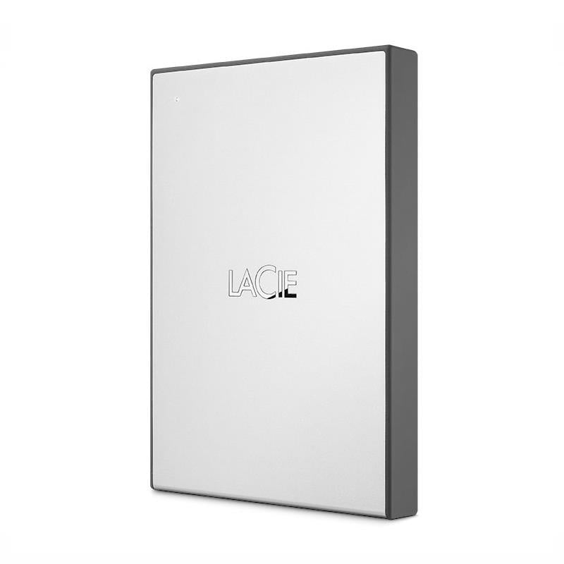 External HDD|LACIE|2TB|USB 3.0|Colour Silver|STHY2000800