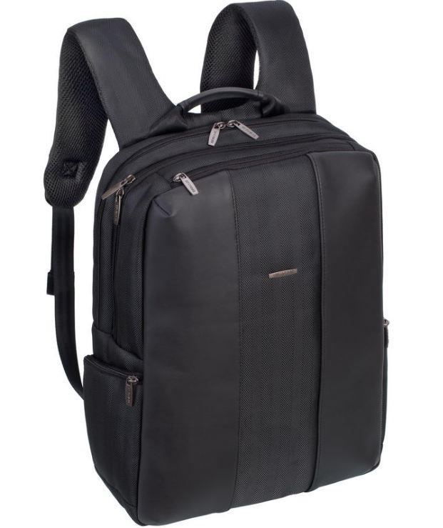"NB BACKPACK NARITA 15.6""/8165 BLACK RIVACASE"
