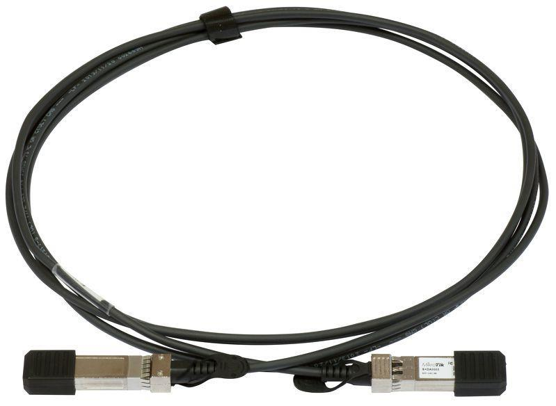 CABLE DIRECT ATTACH  SFP+ 1M/S+DA0001 MIKROTIK