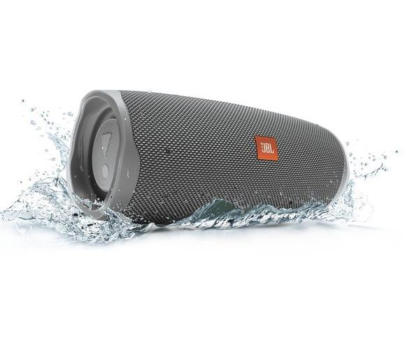 Portable Speaker|JBL|Charge 4|Portable/Waterproof/Wireless|Bluetooth|Grey|JBLCHARGE4GRY
