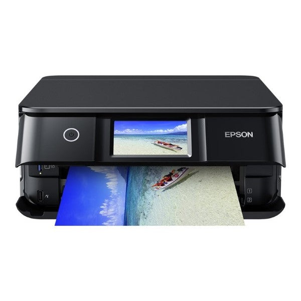 Multifunktsionaalne Printer Epson Expression Photo XP-8600 32 ppm WiFi Must