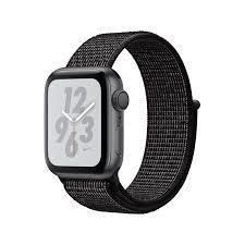 SMARTWATCH NIKE+ 40MM ALUMIN/GREY/BLACK MU7G2 APPLE